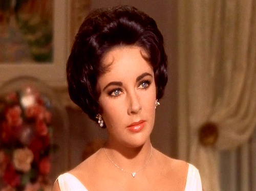 elizabeth taylor has died from the left