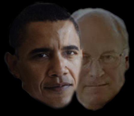 Apologise, but, dick cheney barack obama distant cousins very